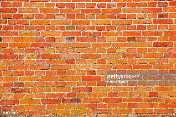 Full frame image of brick wall