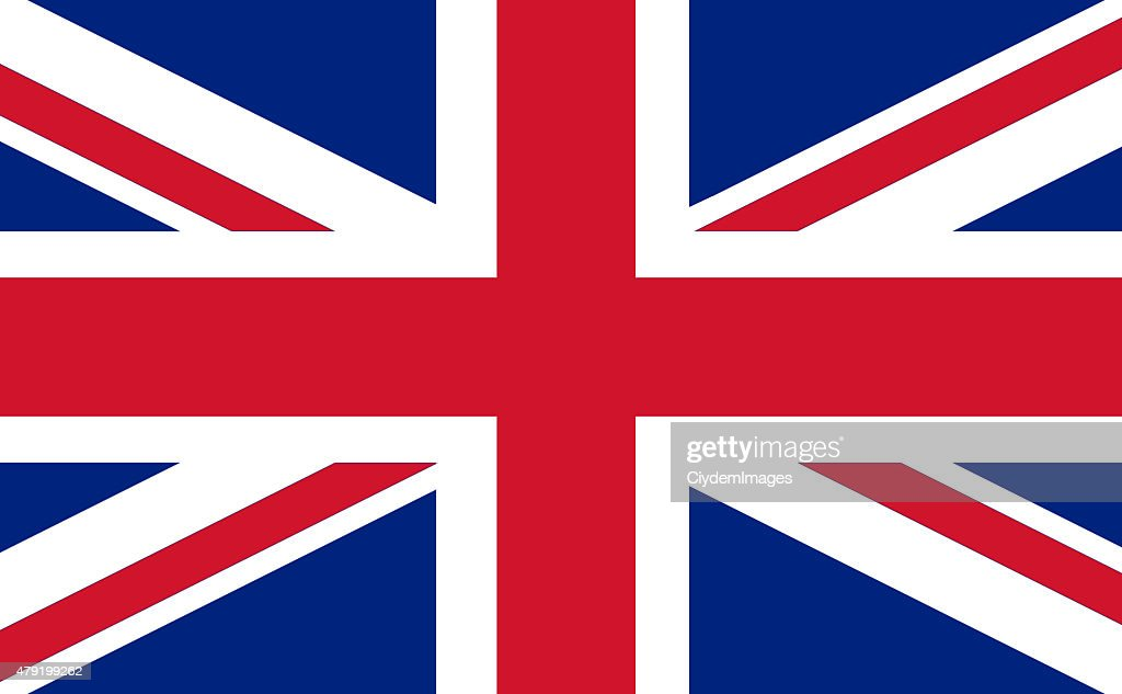 Full frame image of England flag : Stock Photo