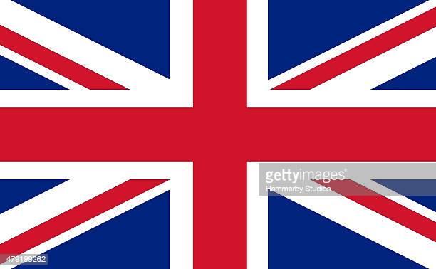 フルフレームの画像の英国国旗