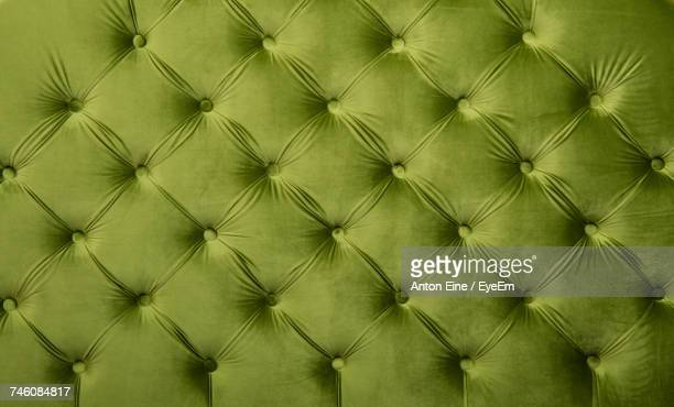 Full Frame Image Of Green Chesterfield Furniture
