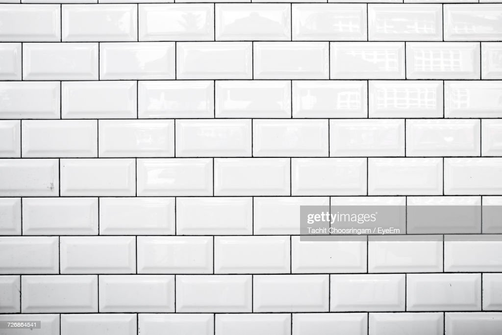 Awesome White Tiled Wall Photos - The Best Bathroom Ideas - lapoup.com