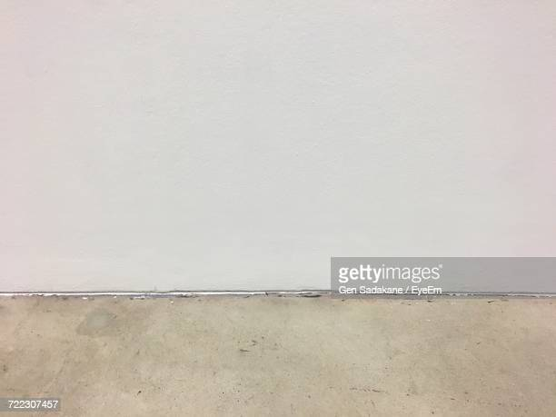 Full Frame Image Of Whitewashed Wall