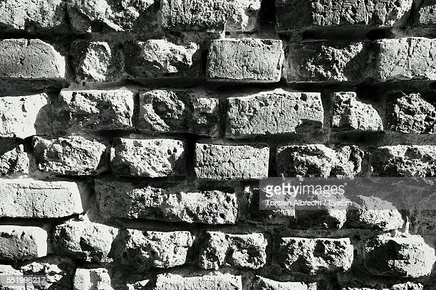 Full Frame Of Brick Wall