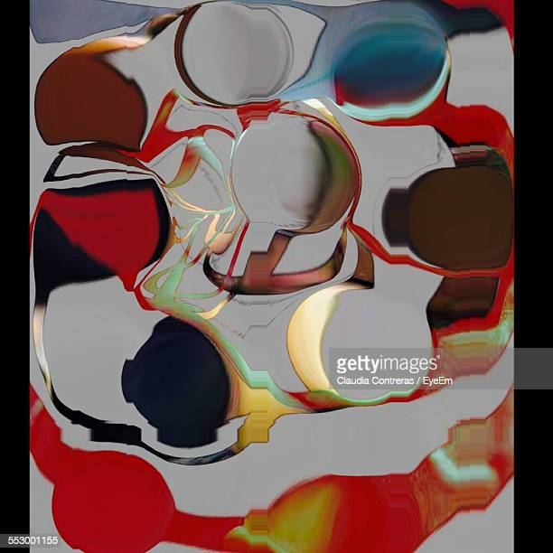 full frame of modern art - futurism stock photos and pictures