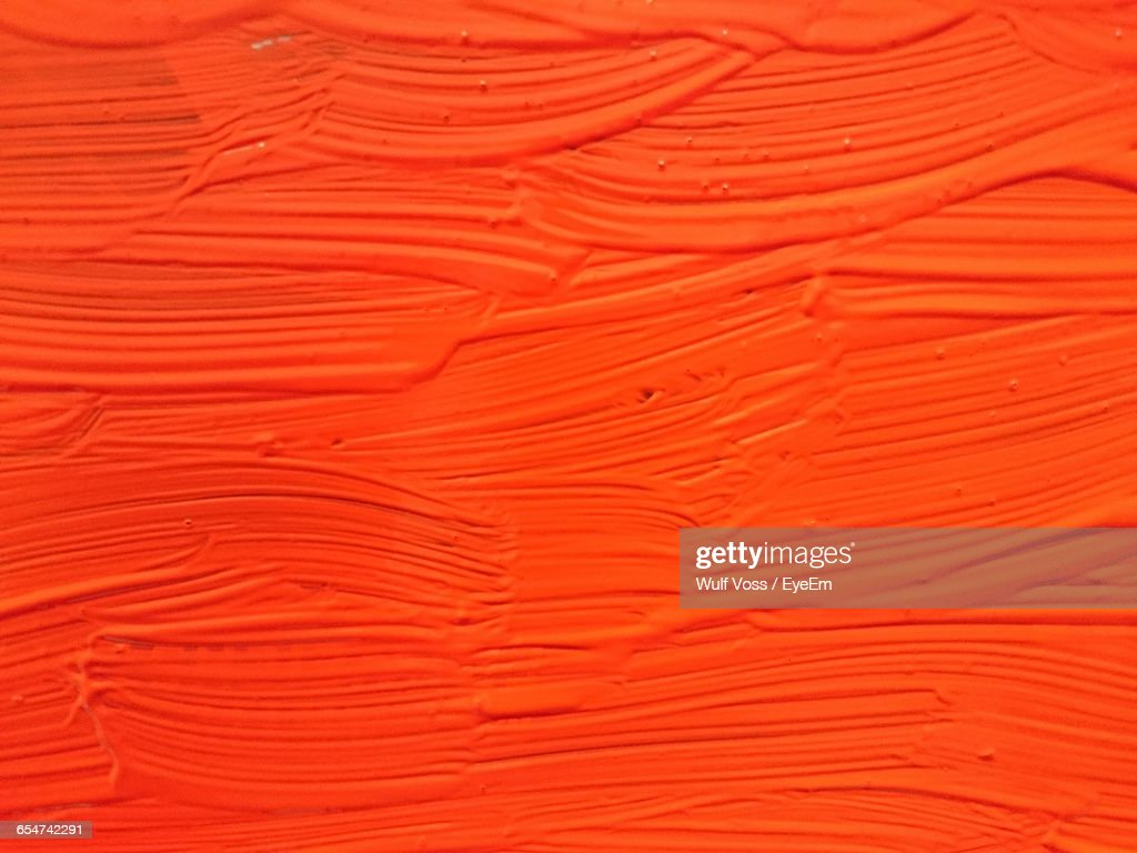 Full Frame Of Painted Surface : Stock Photo
