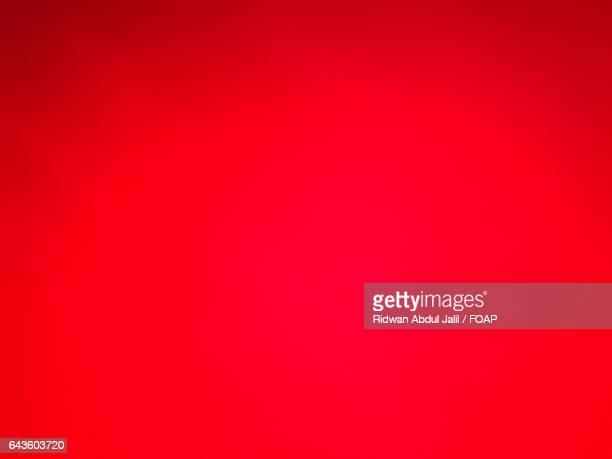 Full frame of red wallpapper
