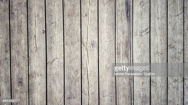 full frame of wooden plank - boardwalk stock pictures, royalty-free photos & images