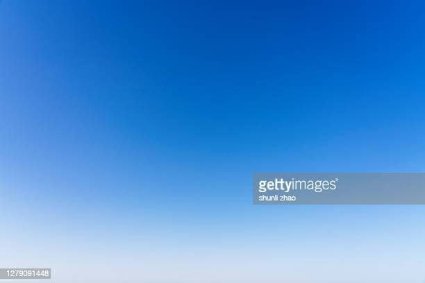 full frame shooting of clear sky - clear sky foto e immagini stock