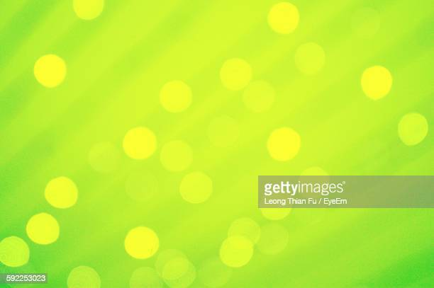 Full Frame Shot Of Abstract Green Background