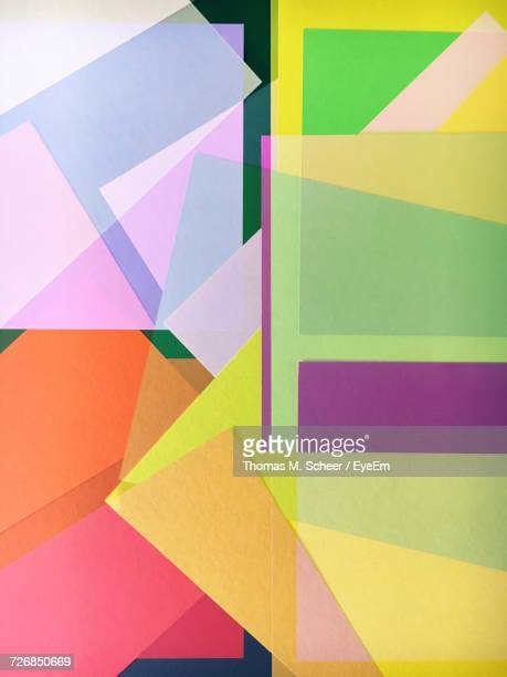 Full Frame Shot Of Abstract Multi Colored Background