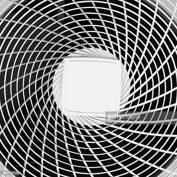 Full Frame Shot Of Air Conditioner
