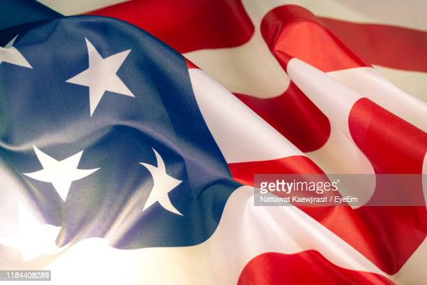 full frame shot of american flag - american flag background stock pictures, royalty-free photos & images