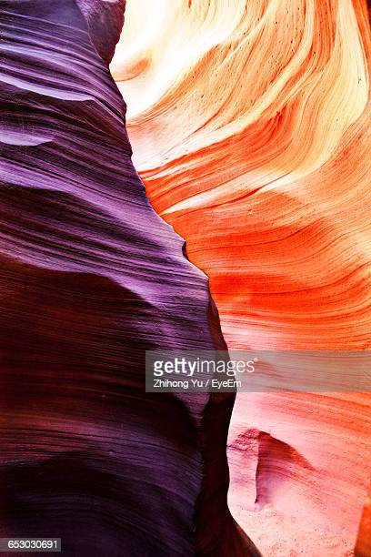 Full Frame Shot Of Antelope Canyon