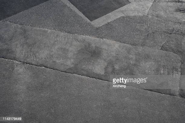 full frame shot of asphalt road - tar stock pictures, royalty-free photos & images