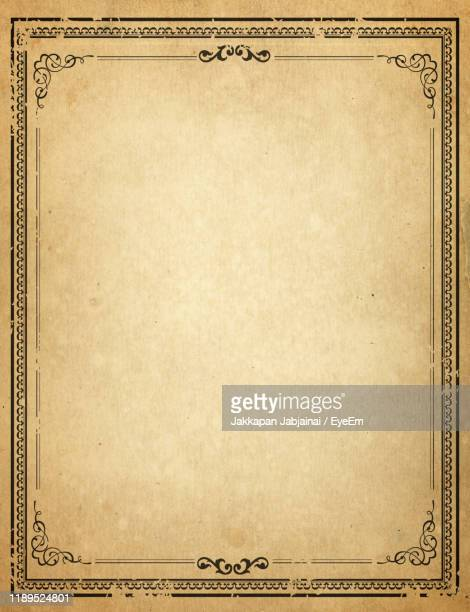 full frame shot of blank old paper - ancient stock pictures, royalty-free photos & images
