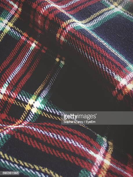 full frame shot of blanket - checked pattern stock pictures, royalty-free photos & images