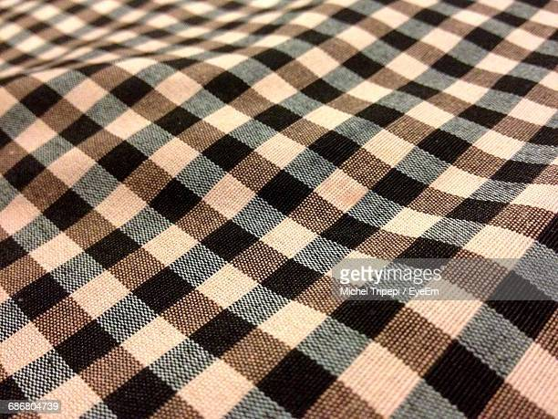full frame shot of blanket - picnic blanket stock pictures, royalty-free photos & images