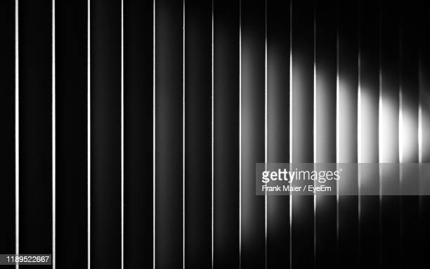 full frame shot of blinds - repetition stock pictures, royalty-free photos & images