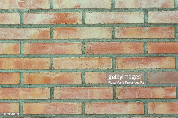Full Frame shot of brick texture.