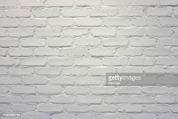 full frame shot of brick wall - ziegel stock-fotos und bilder