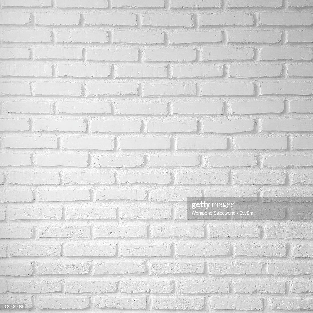 Full Frame Shot Of Brick Wall : Stock Photo