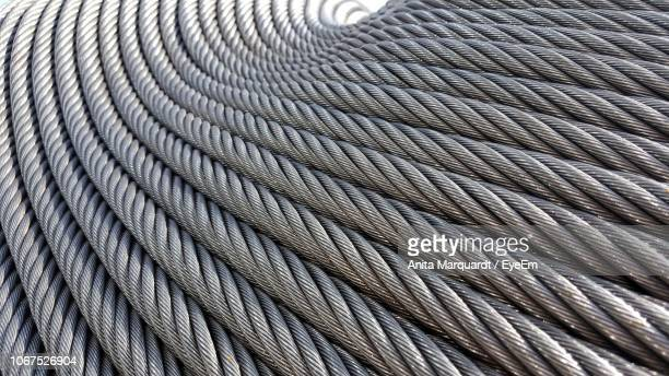full frame shot of cables - cable stock pictures, royalty-free photos & images