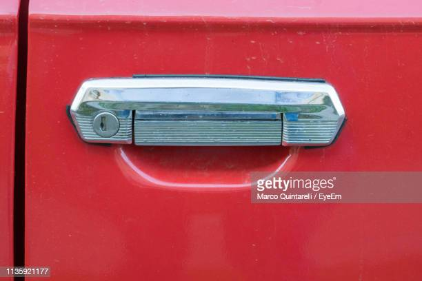 full frame shot of car - handle stock pictures, royalty-free photos & images