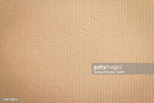 full frame shot of cardboard - 道路 stock pictures, royalty-free photos & images