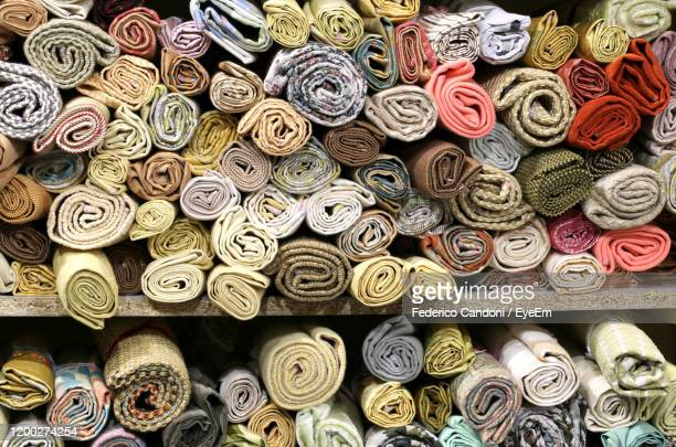 full frame shot of carpet for sale at market - carpet stock pictures, royalty-free photos & images