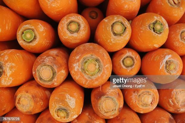 full frame shot of carrots for sale at market - eyeem collection stock photos and pictures