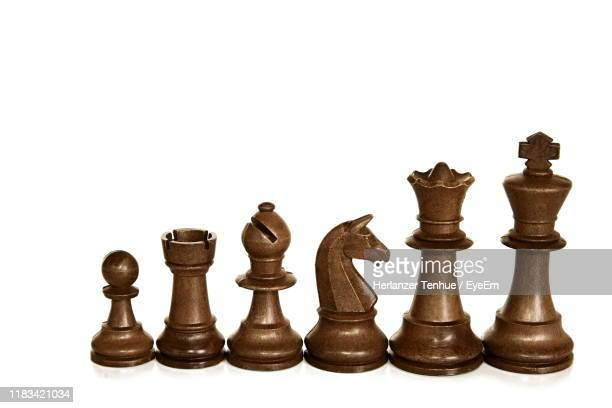 full frame shot of chess pieces - chess piece stock pictures, royalty-free photos & images