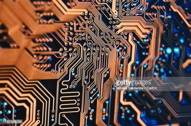 full frame shot of circuit board - silicon valley stock pictures, royalty-free photos & images