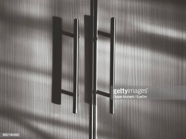full frame shot of closed cupboard - oppie muharti stock pictures, royalty-free photos & images