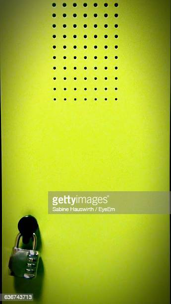 full frame shot of closed locker - sabine hauswirth stock pictures, royalty-free photos & images