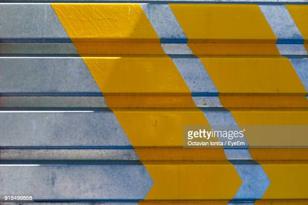 full frame shot of corrugated iron - corrugated iron stock photos and pictures