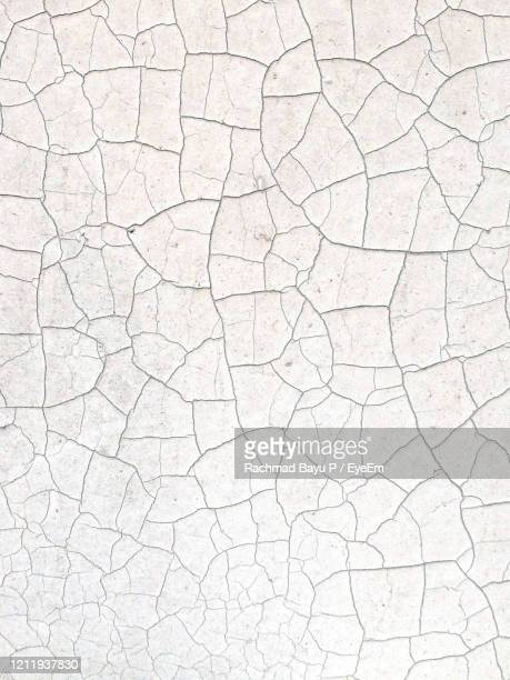full frame shot of cracked pattern - dry stock pictures, royalty-free photos & images