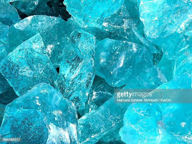 full frame shot of crystal stones - mineral stock pictures, royalty-free photos & images
