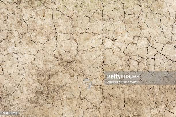 full frame shot of dried ground - dry stock pictures, royalty-free photos & images