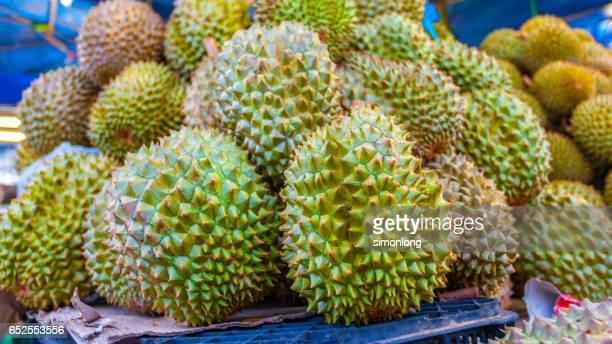 Full Frame Shot Of Durian for sale