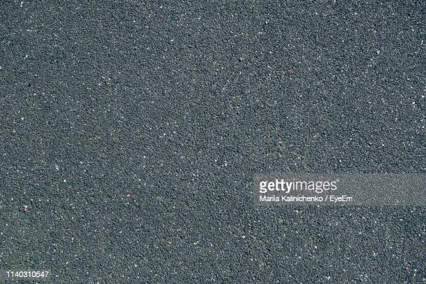 full frame shot of empty road - asphalt stock pictures, royalty-free photos & images