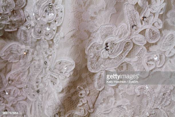 full frame shot of fabric - lace stock pictures, royalty-free photos & images