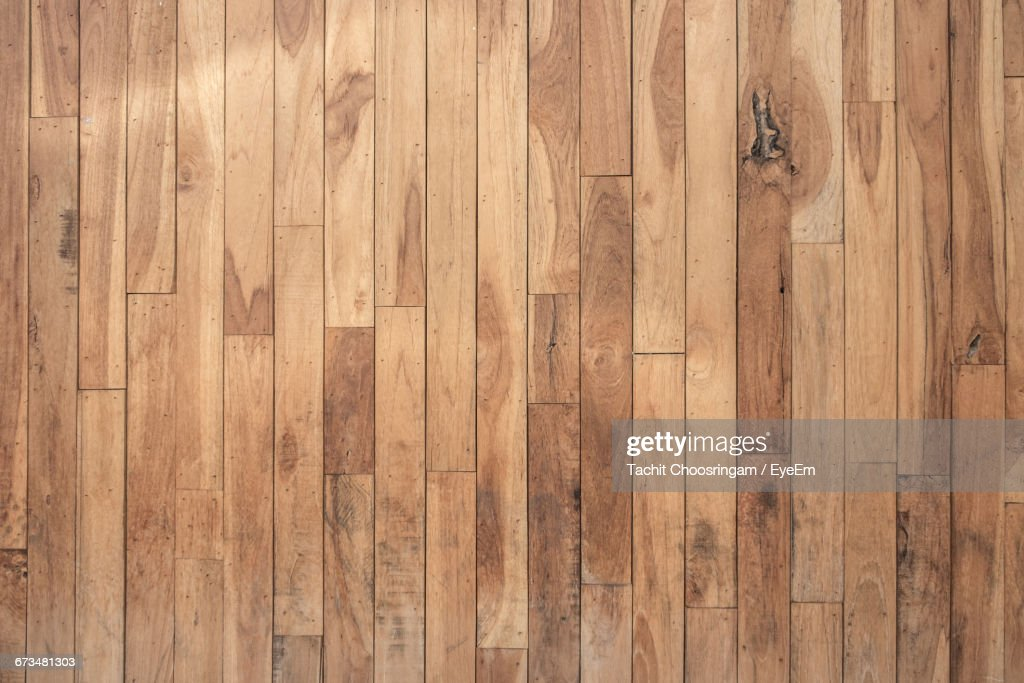 Full Frame Shot Of Floorboard : Stock Photo