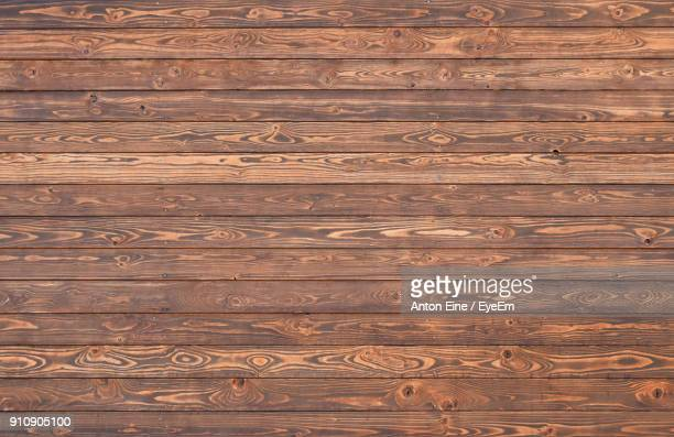 full frame shot of floorboard - floorboard stock photos and pictures
