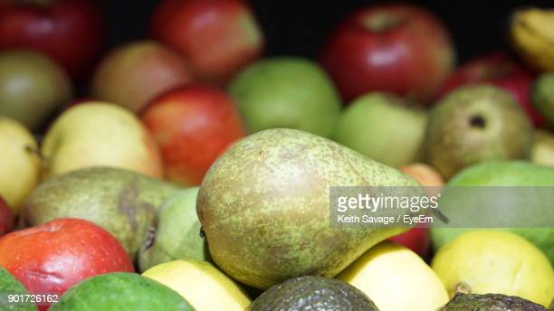 full frame shot of fruits - keith savage stock-fotos und bilder