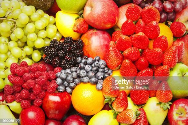 full frame shot of fruits - fruit stock pictures, royalty-free photos & images