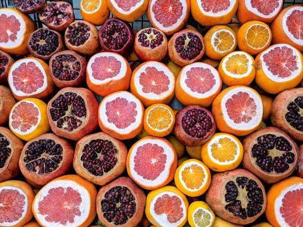 Full frame shot of fruits,Fatih,Turkey