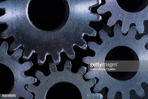 full frame shot of gears - gear stock pictures, royalty-free photos & images