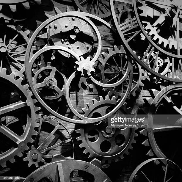 full frame shot of gears - gears stock pictures, royalty-free photos & images