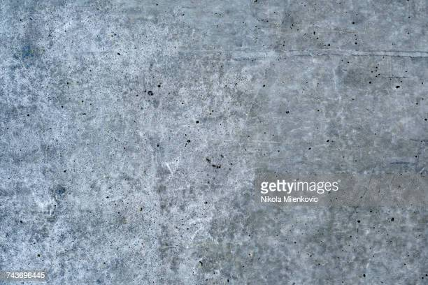 Full frame shot of gray concrete wall