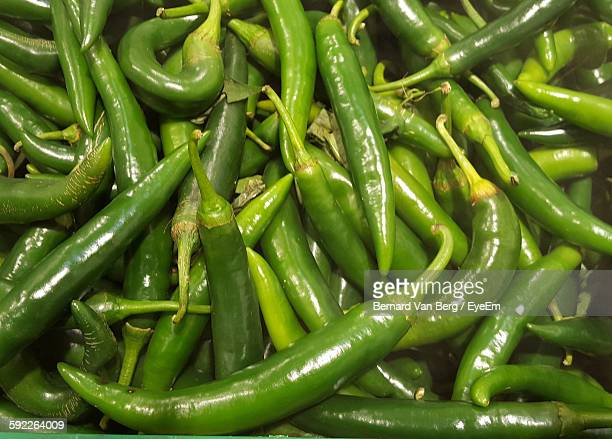 full frame shot of green chili pepper - green chili pepper stock pictures, royalty-free photos & images
